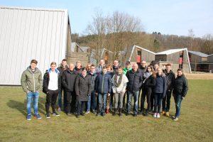 Teilnehmer der MTB-Kids-Coach-Ausbildung 2016 in Hachen